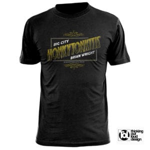 Honkytonkitis T-shirt