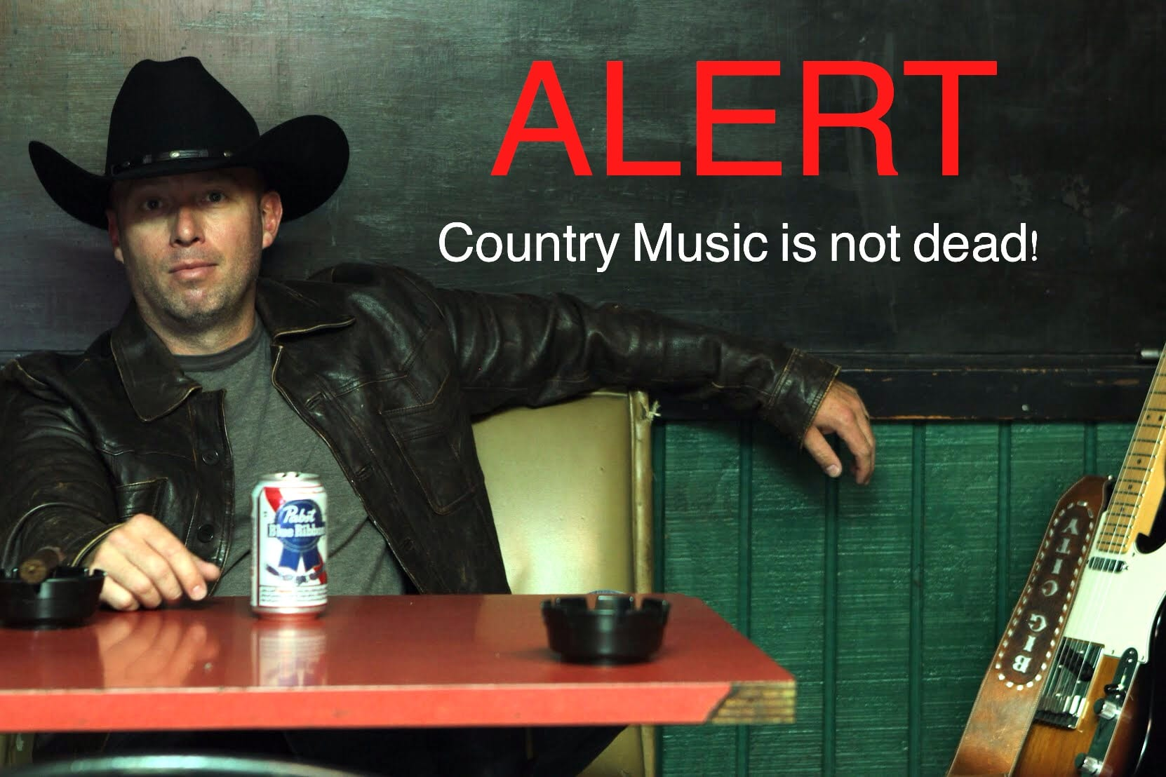 Country Music is not dead Ad Pic