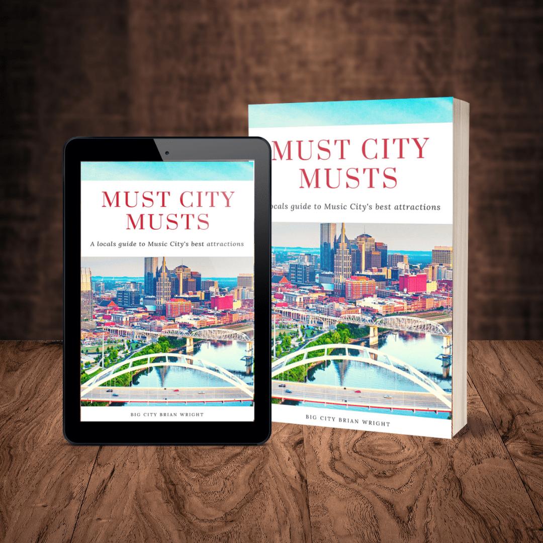 Must City Musts Mockup